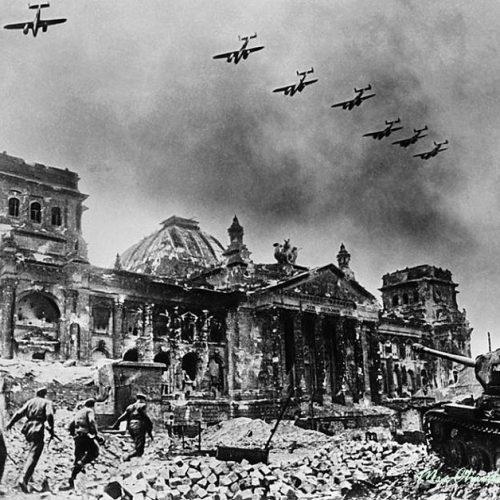 El asalto al Reichstag