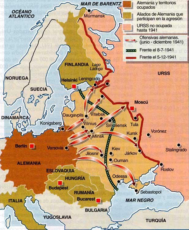 план Барбароссы