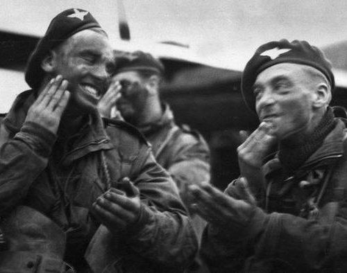 Британские воздушно-десантные войска