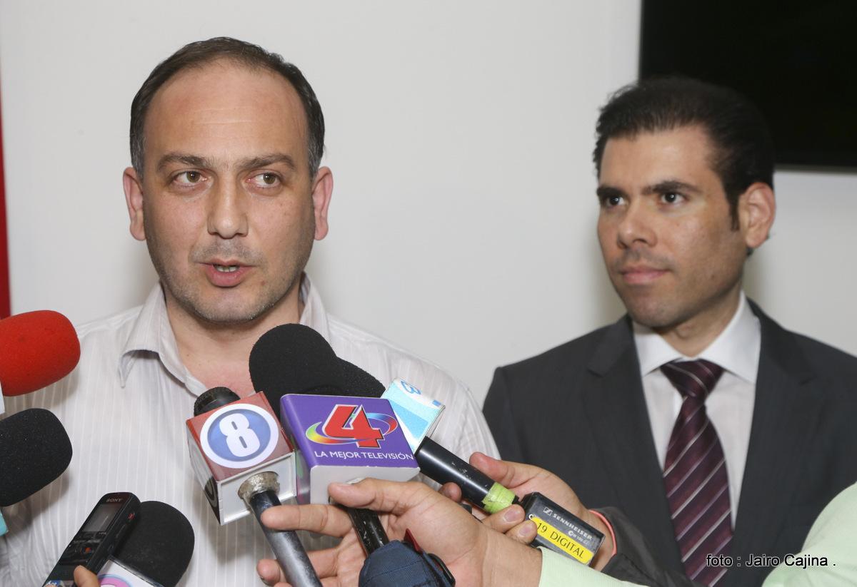 Министр иностранных дел Республики Абхазия Даур Кове  на Празднование 40-летия Сандинистской революции.
